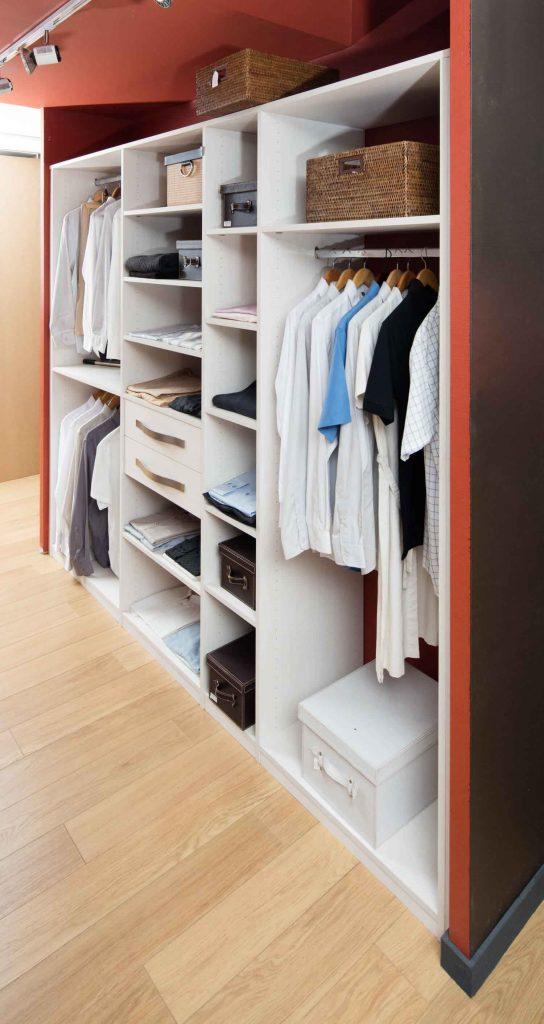 le dressing passe partout compagnie des ateliers. Black Bedroom Furniture Sets. Home Design Ideas