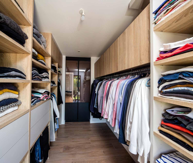 Grand Dressing Sur Mesure dressing design et sur-mesure - la compagnie des ateliers