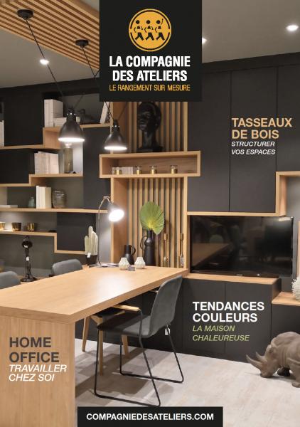 magazine décoration compagnie des atelier N°18