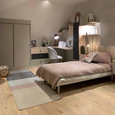 Chambre au style design
